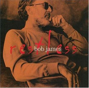 Front Cover Album Bob James - Restless