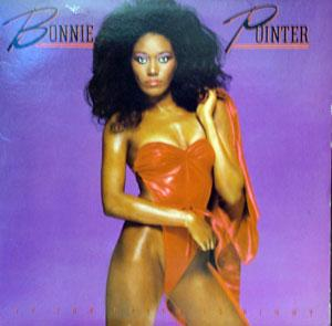 Front Cover Album Bonnie Pointer - If The Price Is Right