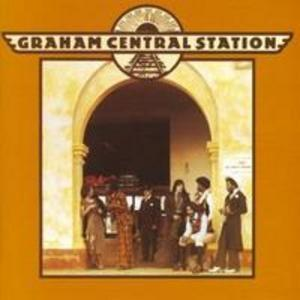 Album  Cover Larry Graham And Graham Central Station - Graham Central Station on WARNER BROS. Records from 1974