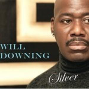 Album  Cover Will Downing - Silver on WILL DOWNING Records from 2013