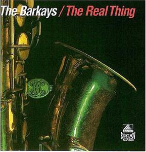 Album  Cover The Bar Kays - The Real Thing on JEA / RIGHT NOW Records from 2003