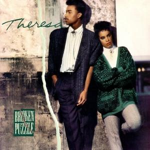 Album  Cover Theresa - Broken Puzzle on RCA Records from 1987