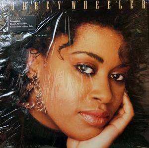 Album  Cover Audrey Wheeler - Let It Be Me on CAPITOL Records from 1987