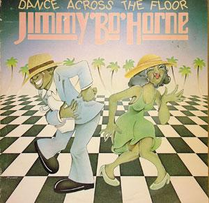Album  Cover Jimmy 'bo' Horne - Dance Across The Floor on SUNSHINE SOUND Records from 1978