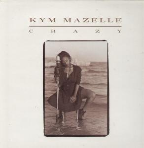 Album  Cover Kym Mazelle - Crazy on  Records from 1989