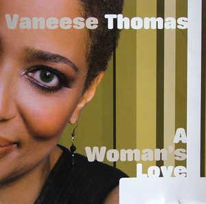 Album  Cover Vaneese Thomas - A Woman's Love on JJ TRACKS Records from 2004