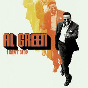 Album  Cover Al Green - I Can't Stop on BLUE NOTE Records from 2003