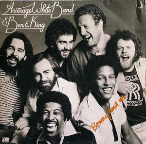 Album  Cover Average White Band - Benny And Us on ATLANTIC Records from 1977