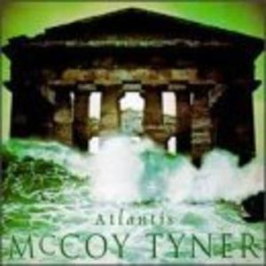 Album  Cover Mccoy Tyner - Atlantis on MILESTONE Records from 1974