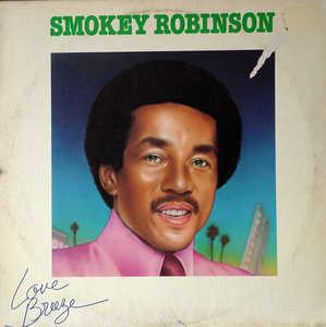 Album  Cover Smokey Robinson - Love Breeze on TAMLA Records from 1978