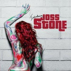 Front Cover Album Joss Stone - Introducing Joss Stone