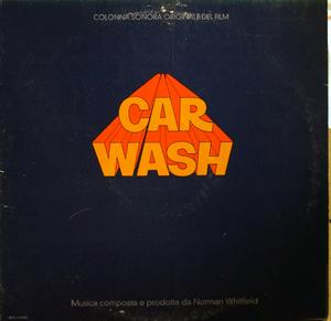 Album  Cover Rose Royce - Car Wash on MCA Records from 1976