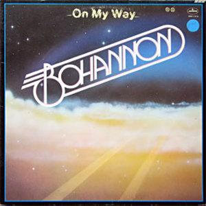 Album  Cover Hamilton Bohannon - On My Way on MERCURY Records from 1978
