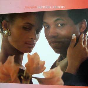 Album  Cover Norman Connors - Passion on CAPITOL Records from 1988