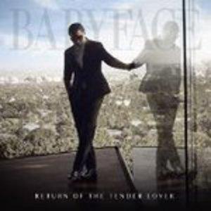 Album  Cover Babyface - Return Of The Tender Lover on DEF JAM Records from 2016