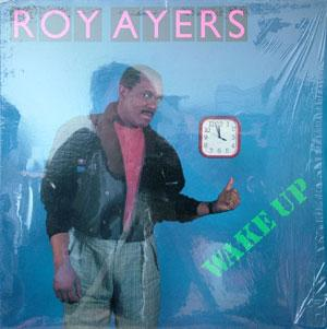 Front Cover Album Roy Ayers - Wake Up