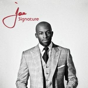 Front Cover Album Joe - Signature