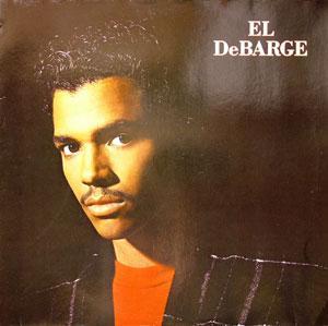 Album  Cover El Debarge - El Debarge on GORDY Records from 1986