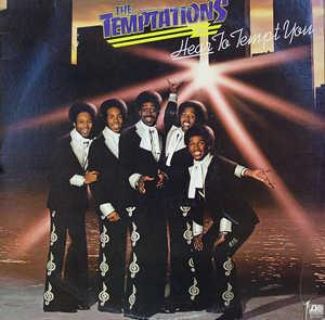 Front Cover Album The Temptations - Hear To Tempt You
