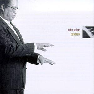 Album  Cover Cedar Walton - Composer on ASTOR PLACE Records from 1996