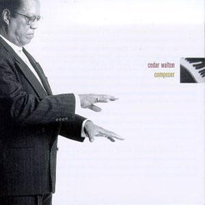 Album  Cover Cedar Walton - Composer on ASTOR PLACE Records from 1996