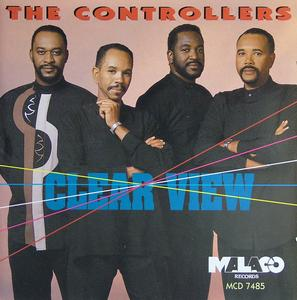 Front Cover Album The Controllers - Clear View
