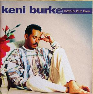 Album  Cover Keni Burke - Nothin' But Love on EXPANSION Records from 1998