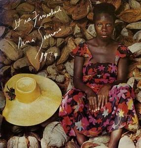 Album  Cover Nina Simone - It Is Finished? on RCA Records from 1972