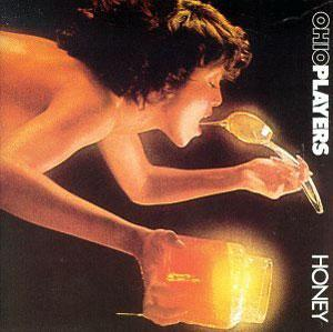 Album  Cover Ohio Players - Honey on MERCURY Records from 1975