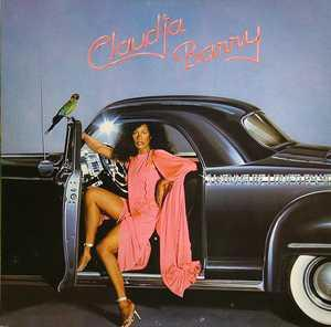 Front Cover Album Claudja Barry - I Wanna Be Loved By You