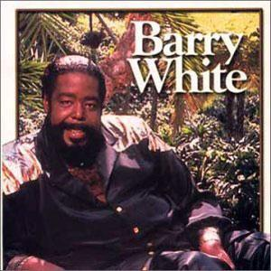 Front Cover Album Barry White - Under The Influence Of Love