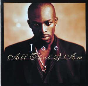 Album  Cover Joe - All That I Am on JIVE Records from 1997