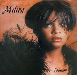 Album  Cover Milira - Solution on ARILIM MUSIC Records from 2000