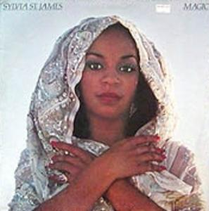 Album  Cover Sylvia St James - Magic on ELEKTRA (ELEKTRA/ASYLUM/NONESU Records from 1980