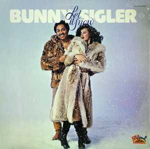 Front Cover Album Bunny Sigler - Let It Snow