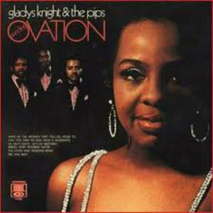 Front Cover Album Gladys Knight & The Pips - Standing Ovation