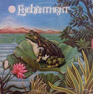 Album  Cover Enchantment - Enchantment on UNITED ARTISTS Records from 1976