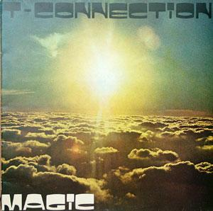 Album  Cover T-connection - Magic on TK Records from 1977