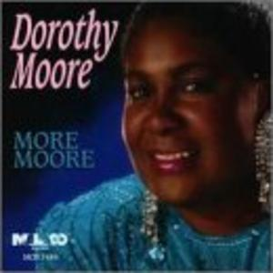 Album  Cover Dorothy Moore - More Of Moore on MALACO Records from 1996