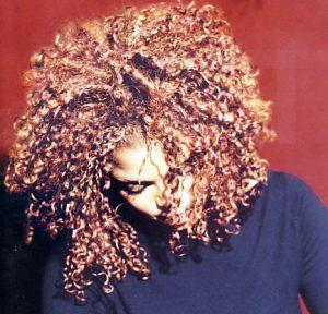 Album  Cover Janet Jackson - The Velvet Rope on VIRGIN Records from 1997