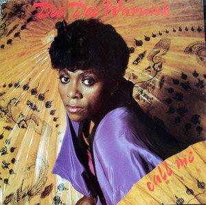 Album  Cover Dee Dee Warwick - Call Me on SUTRA Records from 1984