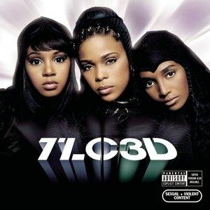 Album  Cover Tlc - 3d on ARISTA Records from 2002