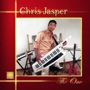 Album  Cover Chris Jasper - The One on GOLD CITY Records from 2014