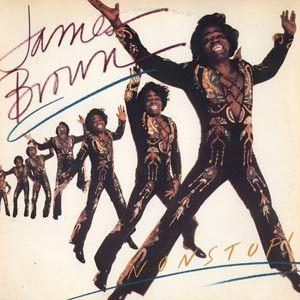 Front Cover Album James Brown - Nonstop!