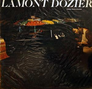 Album  Cover Lamont Dozier - Peddlin' Music On The Side on WARNER BROS. Records from 1977