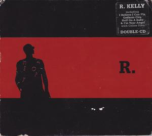 Album  Cover R. Kelly - R. (disc 1 & 2) on JIVE Records from 1998