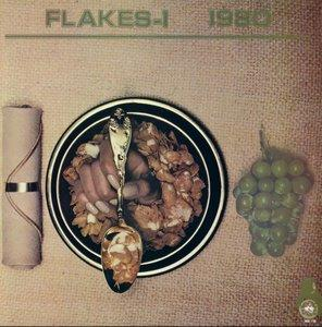 Album  Cover Flakes - 1980 on MAGIC DISC Records from 1980