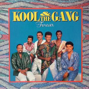 Album  Cover Kool & The Gang - Forever on MERCURY Records from 1986