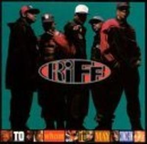 Album  Cover Riff - To Whom It May Concern on EMI Records from 1993
