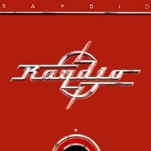 Front Cover Album Raydio - Raydio  | funkytowngrooves records | FTG-429 | UK